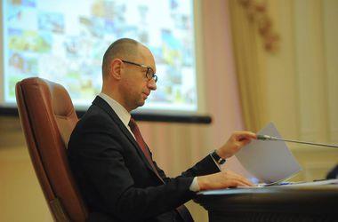 В США Яценюк уговаривал бизнесменов инвестировать в украинскую экономику