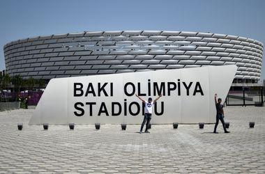 В Баку подрались украинские и российские спортсмены - СМИ