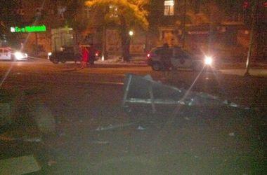 В Одессе прогремели два мощных взрыва