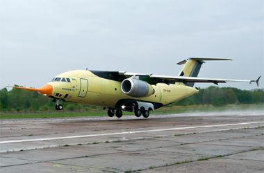 <p>Новенький Ан-178 уже налетал 40испытательных часов. Фото: avianews.com</p>