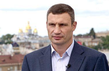 Кличко заверил, что информация об экологической обстановке в Киеве замалчиваться не будет