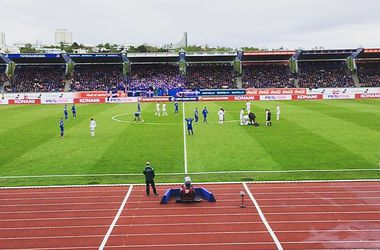 Сборная Исландии обыграла Чехию в отборе на Евро-2016