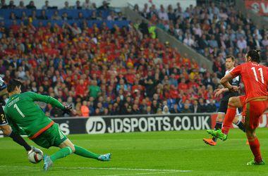 Уэльс обыграл в отборе Евро-2016 Бельгию