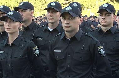 Аваков представил будущих руководителей новой патрульной службы