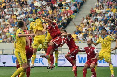Яркие кадры победы Украины над Люксембургом