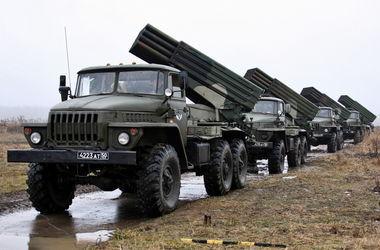 Боевики перебрасывают к линии фронта артиллерию и живую силу - ИС