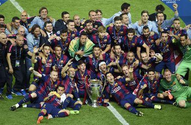 """Барселона"" заплатила ""Реалу"" 23,98 евро за поздравительное письмо"
