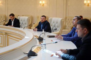 В Минске собирается контактная группа по Донбассу