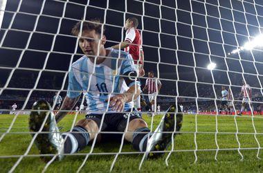 Месси отказался получить награду лучшему игроку матча Аргентина - Парагвай