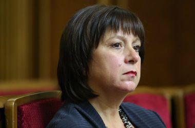 Яресько намекнула, что раньше времени украинцам зарплаты и пенсии не повысят