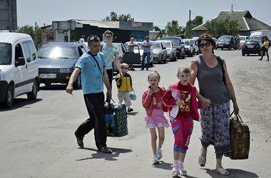 В Украине уже более 1,3 млн внутренних переселенцев - Минсоцполитики