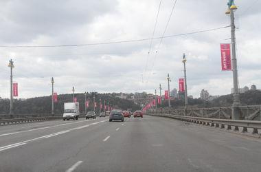 На Малой кольцевой в Киеве выделят полосу для автобусов
