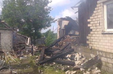 Боевики вновь перебили газопровод на Донбассе