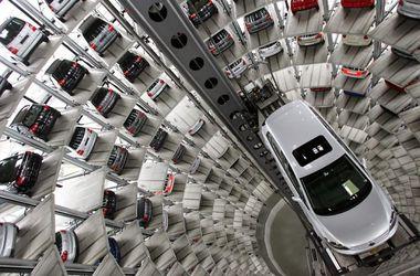 В то время как в Украине кризис, в Европе растет спрос на автомобили