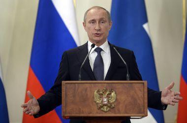 Путин: Россия нацелит свои ударные силы на угрожающие ей территории