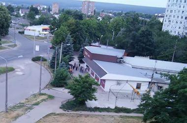 В Харькове снова произошла массовая драка