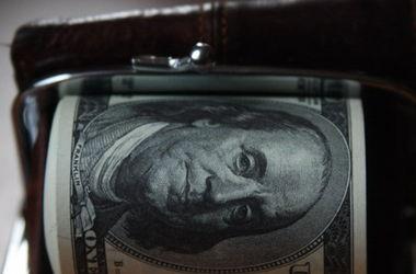 Курс доллара падает из-за заявления ФРС
