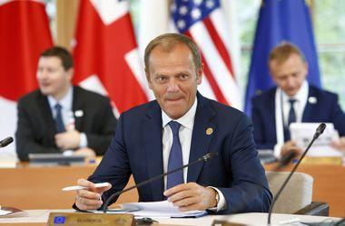 Туск созывает срочный Евросаммит из-за Греции
