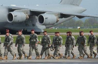 Ударные силы НАТО проводят учения в Польше