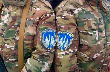 """Базу скандальной роты """"Торнадо"""" обыскивали три часа"""