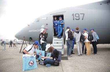 Эксклюзивный репортаж с Ле-Бурже 2015: авиация бескрылой не бывает