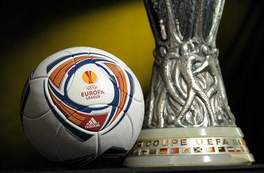 Результаты жеребьевки первого и второго раунда квалификации Лиги Европы