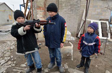 В лагерях Винницы помогают детям забыть ужасы войны