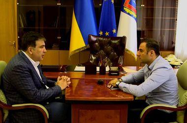 """Михеил Саакашвили: """"Кто взял взятку хотя бы раз, ему уже ничего не поможет"""""""