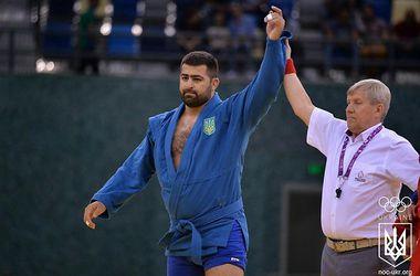 Украинец Тоноян стал бронзовым призером Европейских игр