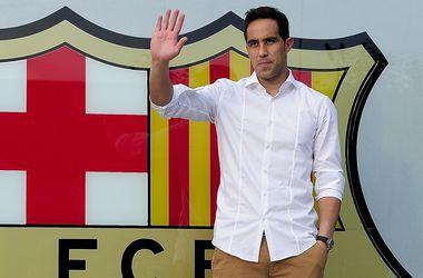"""Вратарь """"Барселоны"""" будет судиться со своим клубом"""