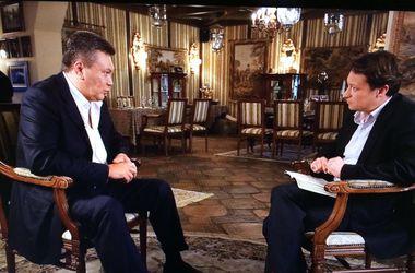 Янукович возложил ответственность за расстреле Майдана на радикалов