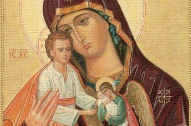 В Киеве появилась новая икона Божьей Матери