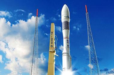В космос запустили ракету с украинским двигателем