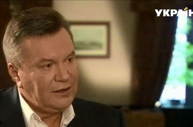 Виктор Янукович хочет вернуться в Украину