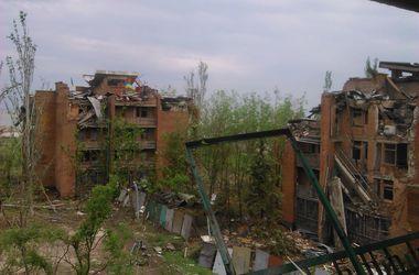 Ужасающие кадры войны: Широкино превратилось в город-призрак