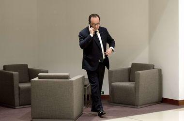 Олланд срочно собирает совещание Совбеза после известий о прослушке
