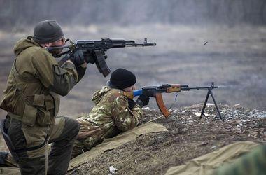 Противник нанес несколько серьезных ударов по украинским позициям - штаб