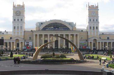 В Харькове снова искали бомбу на вокзале