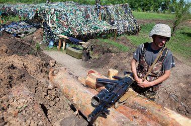 Боевики перебили газопровод в Станице Луганской