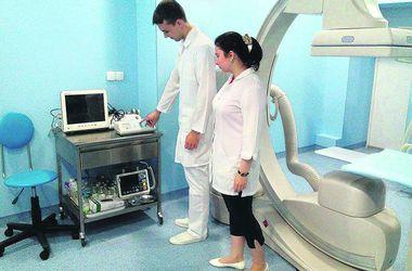 В Одессе появился уникальный аппарат, который помогает победить рак