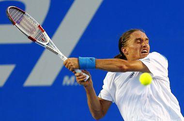 Александр Долгополов вышел в полуфинал турнира в Ноттингеме