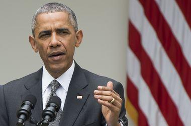 Обама вновь призвал Путина вывести российские войска из Украины