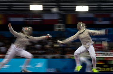 """Украинские саблистки выиграли """"золото"""" Европейских игр"""