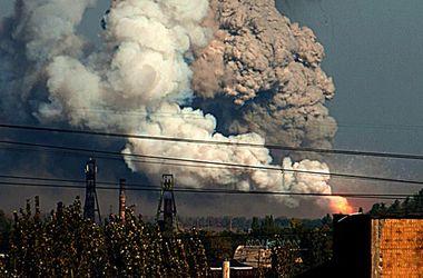 Донецк оказался на пороге техногенной катастрофы из-за серии взрывов на заводе химизделий