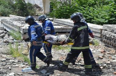 Трагедия в Одессе: мужчину раздавила бетонная стена
