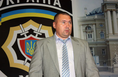 Милицию Одессы возглавил уроженец Донецка