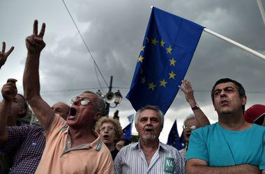 Еврогруппа не будет вести переговоров по урегулированию финансового кризиса в Греции до референдума