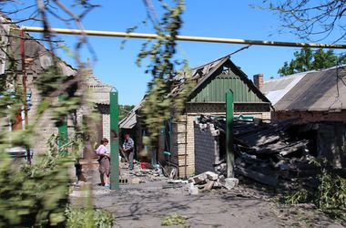 В Луганской области боевики обстреляли Станицу Луганскую - Москаль