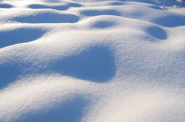 В разгар лета Китай завалило снегом