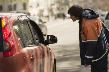 За пять лет в Киеве планируют увеличить количество паркомест на 100 тысяч